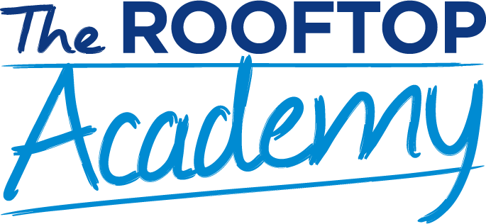 The Rooftop Academy logo